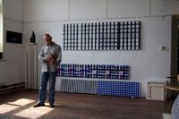 Bill Kunst - ateliersituatie