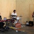 trio LABOR met zangeres Jorinde Kuiper