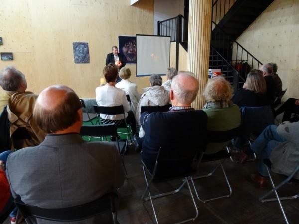lezing Jeroen van Paassen stichting Global Village