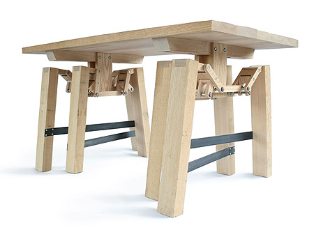 WalkingTable-01- van Wouter Scheublin