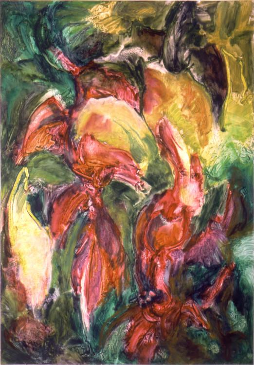 Jacqueline-Kooter-gemende-technieken-op-papier-1998