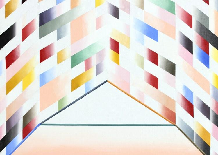 Marianne-Roodenburg-New-Home-275-x-385-cm-olieverf-op-doek-op-MDF